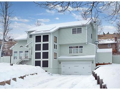 Billings MT Single Family Home For Sale: $304,900