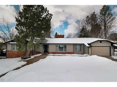 Billings MT Single Family Home For Sale: $444,900