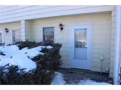 Condo/Townhouse Contingency: 3961 Cambridge Drive