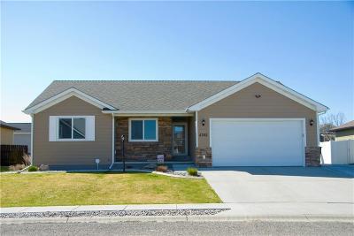 Single Family Home For Sale: 5322 Sacagawea Drive