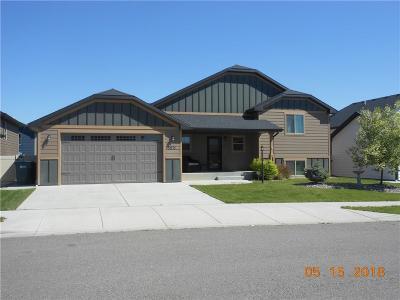 Single Family Home For Sale: 5811 Arrowleaf Trail
