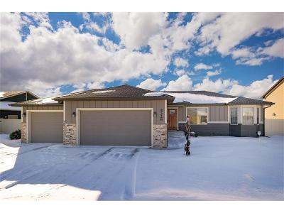 Single Family Home For Sale: 5328 Frontier Drive