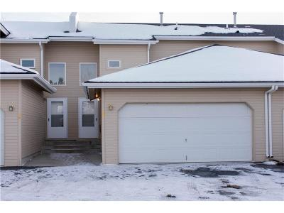 Billings MT Condo/Townhouse For Sale: $169,000