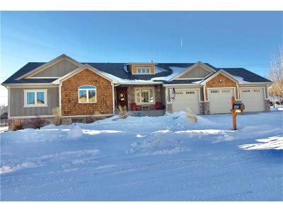 Billings Single Family Home Contingency: 3485 Stone Mountain Circle
