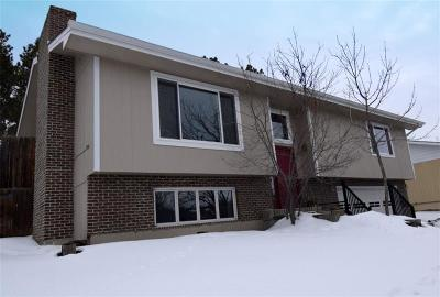 Billings MT Single Family Home For Sale: $249,900