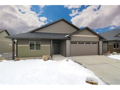 Billings MT Condo/Townhouse For Sale: $261,900