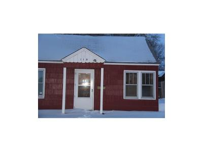Single Family Home For Sale: 114 S Prairie