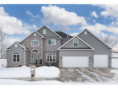 Billings MT Single Family Home For Sale: $459,000