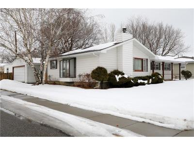 Billings MT Single Family Home For Sale: $217,000
