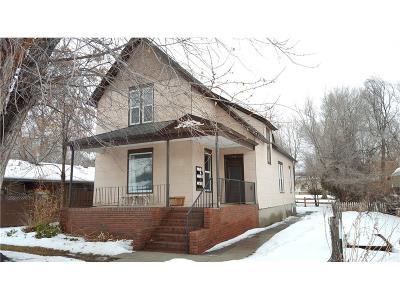 Billings MT Multi Family Home For Sale: $220,000