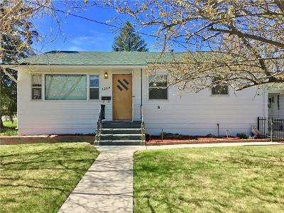 Single Family Home For Sale: 1204 17th Street W