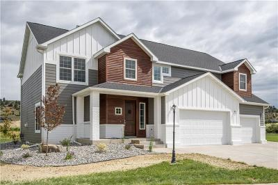 Billings Single Family Home For Sale: 6239 Ironwood Dr.