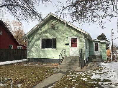 Single Family Home For Sale: 901 Miles Avenue