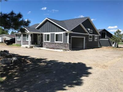 Billings Single Family Home For Sale: 5041 Cheyenne Trail