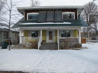 Single Family Home For Sale: 203 Alderson Ave