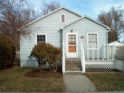 Single Family Home For Sale: 729 Broadwater Ave