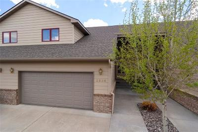 Billings Condo/Townhouse For Sale: 2826 Providence Pl