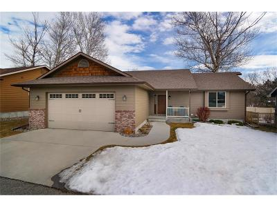 Billings Condo/Townhouse For Sale: 2413 Arlo Place