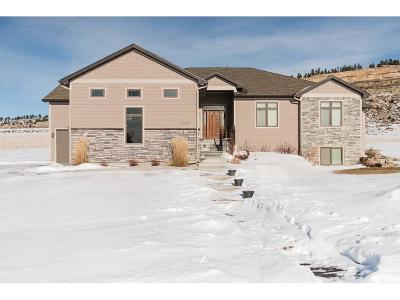 Billings Single Family Home For Sale: 5003 Audubon Way