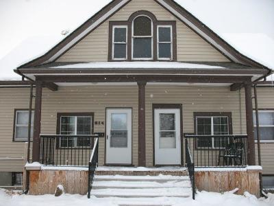 Multi Family Home For Sale: 614 N 30th Street