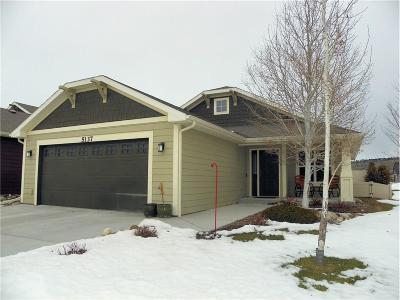 Billings Condo/Townhouse For Sale: 5137 Granite Peak Lane