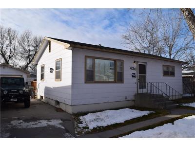 Single Family Home Contingency: 430 Glen Drive
