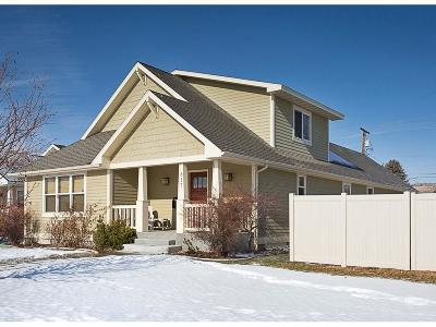 Billings Single Family Home Contingency: 817 Avenue F
