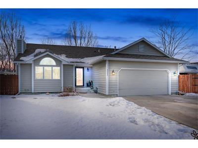 Single Family Home For Sale: 3682 Fort Laramie Drive
