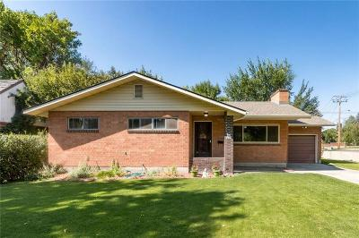 Single Family Home For Sale: 2332 Spruce Street