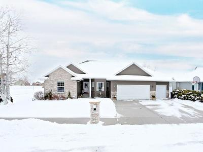Billings Single Family Home For Sale: 3804 Fairmeadow Drive