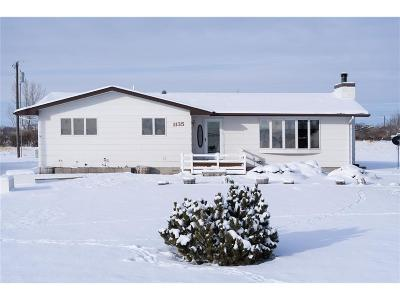 Single Family Home For Sale: 1135 33rd Ave S, Great Falls