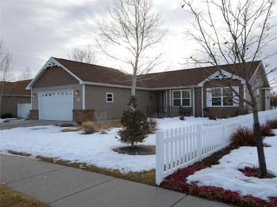 Single Family Home For Sale: 308 Uinta Park Drive
