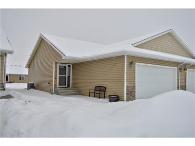 Billings Condo/Townhouse For Sale: 1525 Bench #46