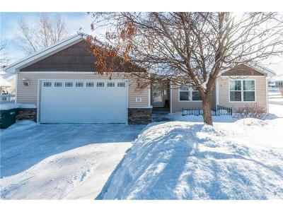 Single Family Home Contingency: 72 Butterfly Lake Lane