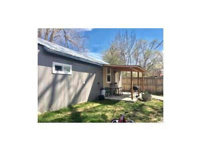 Billings Single Family Home For Sale: 716 Cross Street