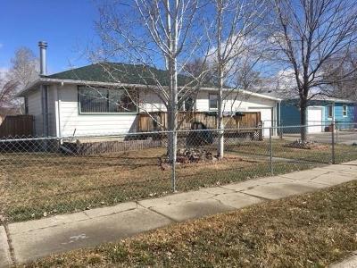 Single Family Home For Sale: 4431 Jansma Avenue