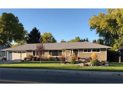 Billings Single Family Home For Sale: 1039 Parkhill Drive