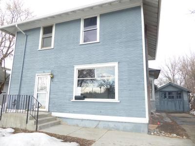 Billings MT Single Family Home For Sale: $155,000