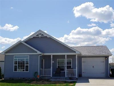 Single Family Home For Sale: 1437 Twin Oaks Drive