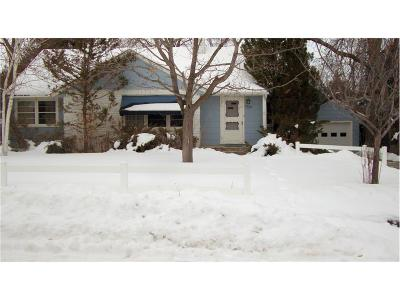 Billings MT Single Family Home For Sale: $225,900