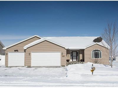 Billings MT Single Family Home For Sale: $296,900