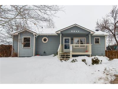 Billings Single Family Home For Sale: 2347 Hyacinth Dr