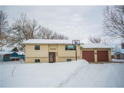 Billings MT Single Family Home For Sale: $228,000