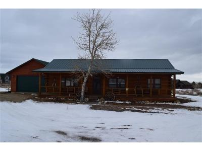 Red Lodge Single Family Home For Sale: 29 Pueblo Trail