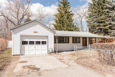 Billings Single Family Home For Sale: 2610 Copper Blvd