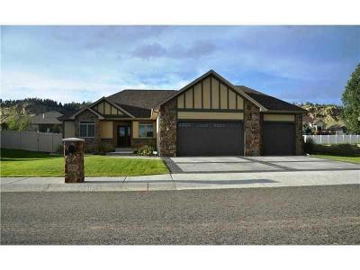 Billings Single Family Home For Sale: 3707 Vickery Drive Drive