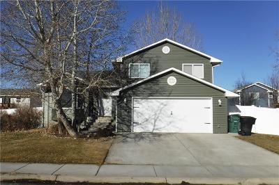 Single Family Home For Sale: 1244 Poe Street