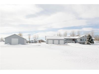 Billings Single Family Home For Sale: 5500 Molo Road
