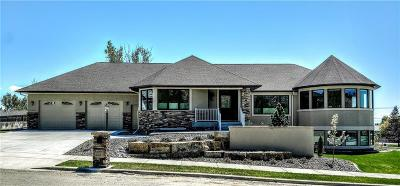Billings Single Family Home For Sale: 4842 Audubon Way