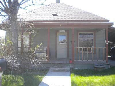 Single Family Home For Sale: 611 1st Street E